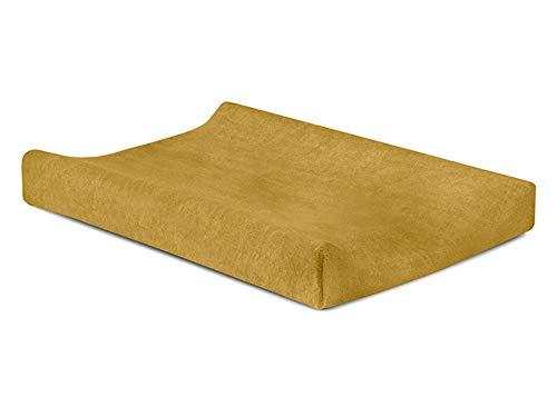Jollein 550-503-65316 Wickelunterlage Frottee 50x70cm Senf 275 g gelb