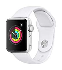 Apple Watch Series 3 (GPS, 38mm) - Silve...