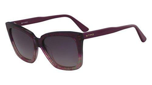 Sunglasses Etro ET 659 S 516 LILAC - Etro Sunglasses