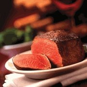 Ostrich 6 oz. Steaks Filet (Case of 4) by TenderBison