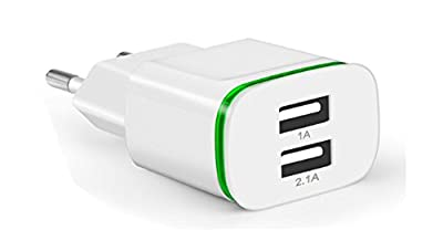 Usb Charger Usb 2, White