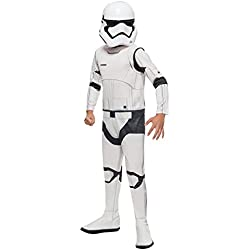 Star Wars: The Force Awakens Child's Stormtrooper Costume, Medium