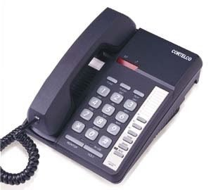 Centurion Telephone Corded (369100-VOE-27F Centurion - Black)