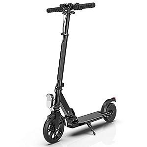 31YPJCh2FDL. SS300 Gjfhome Monopattino Elettrico Pieghevole Mini Scooter Elettrico 25Km/H 180W Adulti E-Scooter Carico Massimo di 100 kg