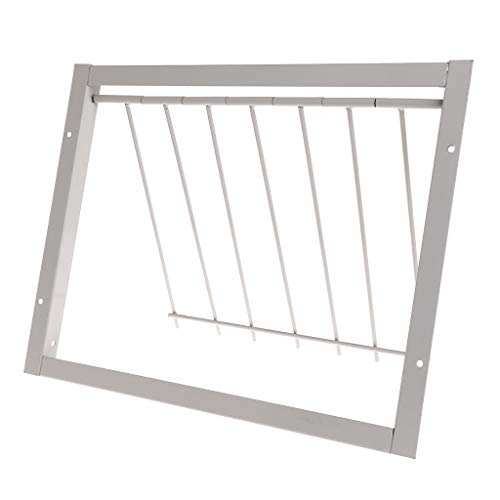 Abicial Pigeon Door Wire Bars Frame Entrance Trapping Doors Loft Supplies Racing Birds Catch Bar