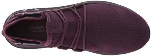 500 W Armour Entrenamiento Mujer Under Fit UA Merlot de para Zapatillas Rail Anthracite APCwCExdq