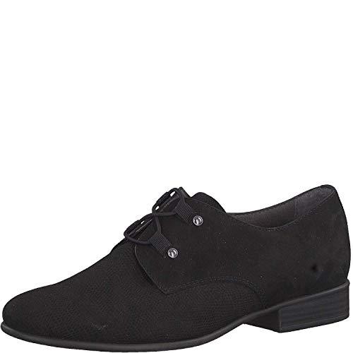 señora De Bajos Calzado Mujer Tamaris 1 Black touch 23213 it 1 Zapatos Negocios 32 E8Eqvc4