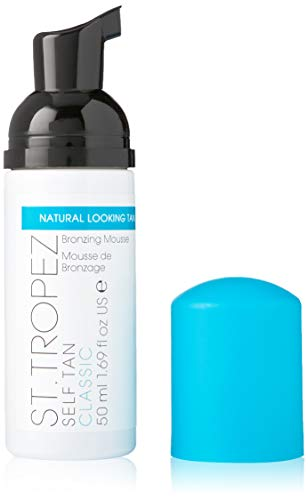 St. Tropez Self Tan Bronzing Mousse, 1.69 Fl Oz ()
