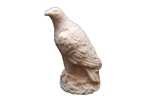 3D Eagle, Handmade Silicone Mold Mould sugarcraft Candle Clay ice Tray Chocolate soap Making