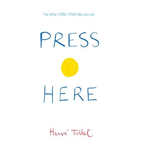 Press Here: The Big Book (Press Here)