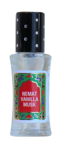 (Vanilla Perfume Oil - Vanilla Musk by Nemat Fragrances (10ml /0.34fl Oz))
