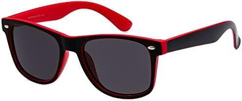 Classic Adult Eyewear 53mm POLARIZED Caminantes Wayfarers Sunglasses