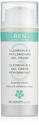 Skin Replenishing Gel (REN Clearcalm3 Replenishing Gel Cream)
