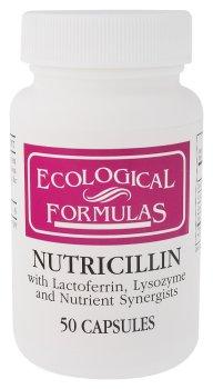Recherche Cardiovasculaire - Nutricillin W / lactoferrine, 50 capsules