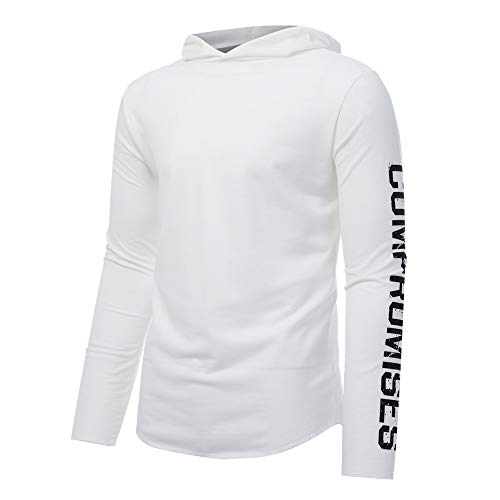 Automne Tops Sweatshirt Manteau Outwear Pull Pullover Homme Chemisier Blanc Imprimée Cebbay Hiver chaud Hauts Veste lettre 7ATfFW1qa
