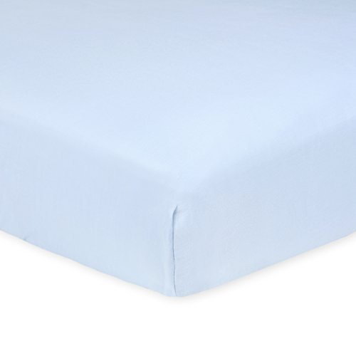 Carters Jersey Fitted Sheet Cloud