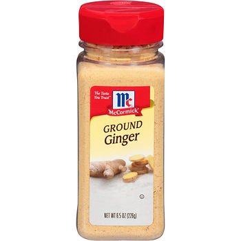 McCormick Ground Ginger, (6.5 oz.) x2 AS