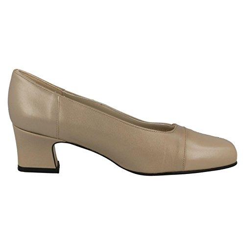 Pearl Court Shoes Nil Stone Simile Arizona Beige Pearl Narrow Sirena Sirena Fitting Flamingo Ladies ASw6qX