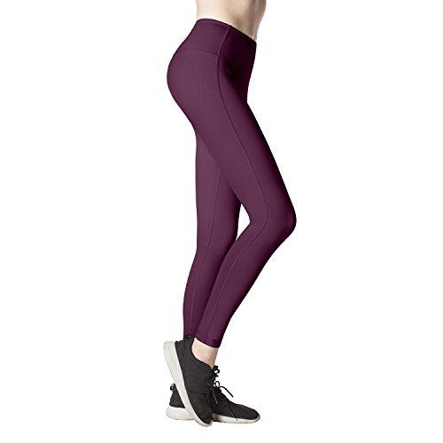 Lapasa Womens Sports Leggings SOFT WAISTBAND Yoga