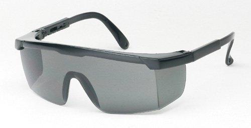 Liberty ProVizGard Guardian Protective Eyewear Gray Lens Black Frame Case of 12 Pairs Liberty Glove /& Safety 1710G