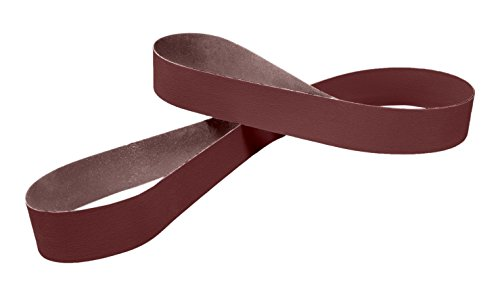 3M 07990 Cloth Belt 341D, 3'' x 168'' 80 X-weight, Cloth Backing, Aluminum Oxide Abrasive Grit, 3.0'' width, 168'' Length, (Pack of 50) by 3M