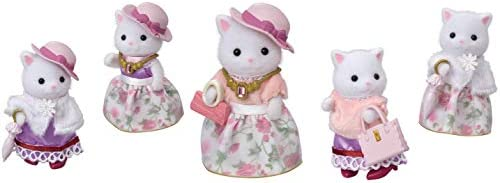 Sale Persian Cat Sylvanian Families Fashion Play Set