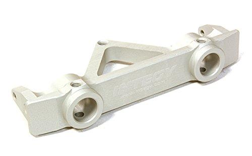 Integy Alloy Rear Bumper (Integy RC Model Hop-ups C26639HARD Billet Machined Alloy Rear Bumper Mount 43mm for SCX-10 Dingo, Honcho & Jeep)
