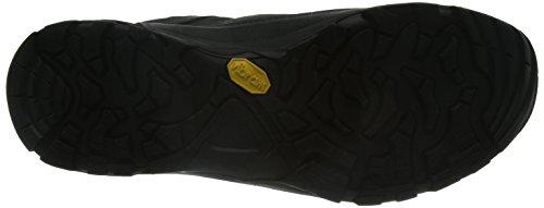 CRISPI - Zapatillas para deportes de exterior para niño Negro negro negro