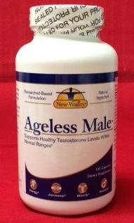 Ageless Male Testosterone Booster 120 Capsules