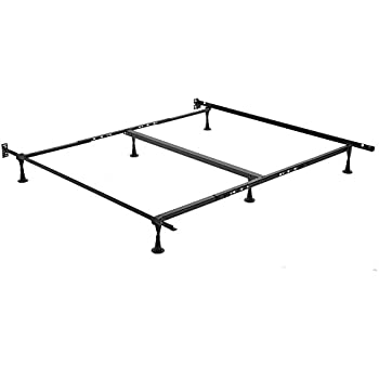 this item leggett and platt consumer products group deluxe promotional bed frame with glides queenkingcalifornia king - Leggett And Platt Bed Frames
