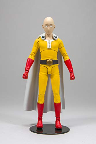 McFarlane Toys One-Punch Man Saitama Action Figure