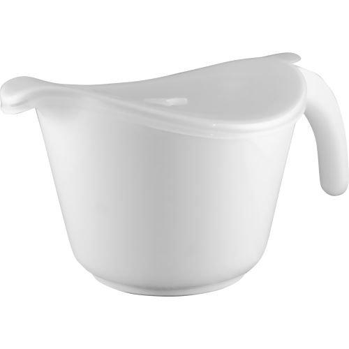 Calypso Basics by Reston Lloyd 2-Quart Microwave Safe Batter Bowl,White