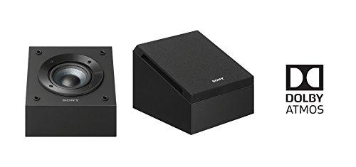 Sony SSCS3 Stereo Floor-Standing Speaker (2 Speakers) w SSCSE Dolby Atmos Enabled Speakers (SS-CSE. 2 Speakers)