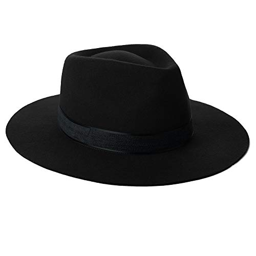 (Mens Women Homburg Gangster Hat Wool Felt Fedora 1920s Derby Hat Frank Sinatra Manhattan Mafia Godfather Winter Accessories)