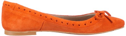 Johannes W. LIDIA 5304, Ballerines femme - Orange (Orange), 33 EU