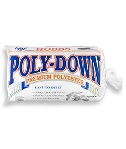 Amazon.com: Hobbs Poly-Down Quilt Batting - Queen Size PD90 : hobbs polydown quilt batting - Adamdwight.com