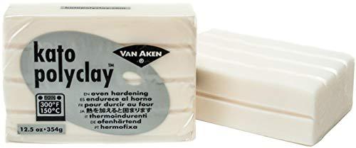 Van Aken International VA12510 Kato Polyclay, Translucent