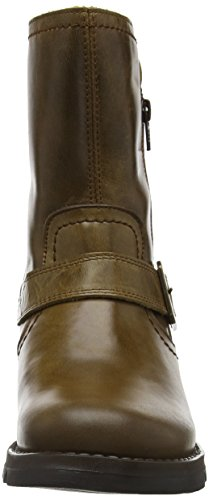 Gore London 002 Botines texseku376fly para Marrón Camel Mujer Fly U4qBB