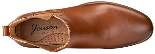Pictures of JOUSEN Men's Chelsea Boots Elastic Formal Casual Chelsea Boots 10 M US 4
