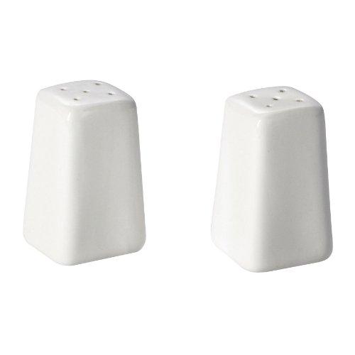 テーブルクラフト168中国2オンスSquare Salt and Pepper Shakers – 12 /ケース B01MA100TX