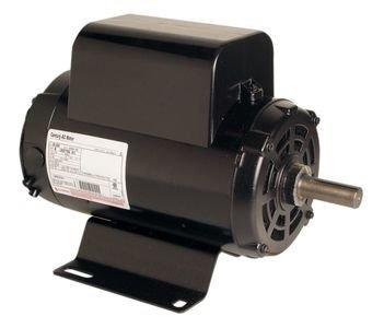 - 5 HP 3450 RPM R56Y Frame 208-230V Air Compressor Motor - Century # B384