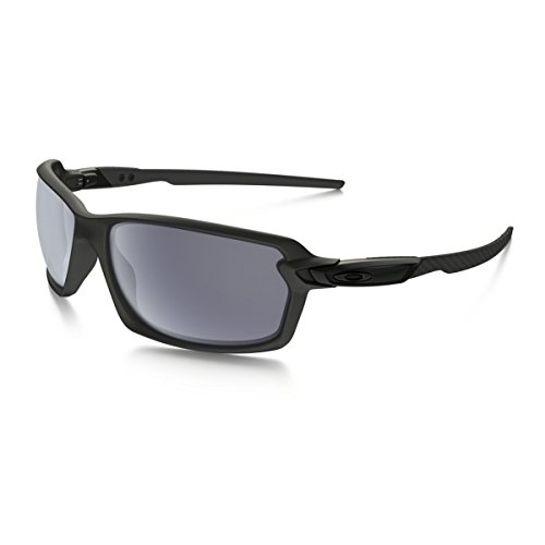 Oakley Carbon Shift Sunglasses, Matte Black/Grey, One - Carbon Sunglasses Oakley