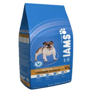 Iams Weight Control (Iams Dog Food Weight Control compare prices)