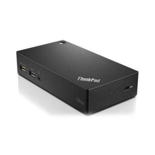 Lenovo Thinkpad Ultra Dock 40A80045US USB 3.0, USB 2.0, HDMI, Display Port