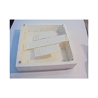 Legrand 89327 Bo/îte de d/érivation pour plaque Mosaic Ref 77712