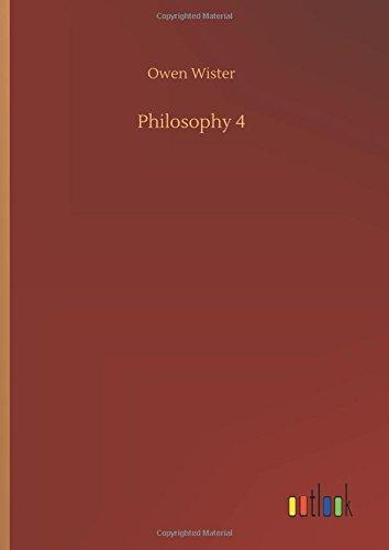 Read Online Philosophy 4 PDF