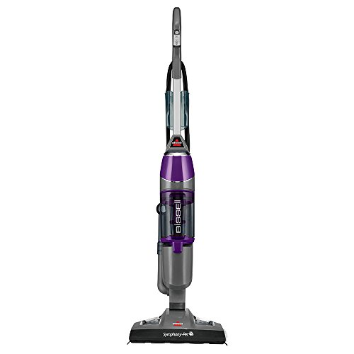 Bissell Symphony pet steam mop and vacuum review