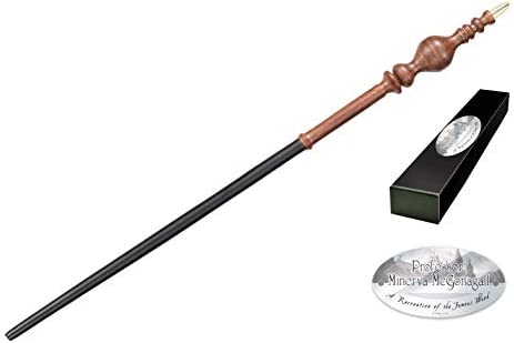 The Noble Collection Proffesor Minerva McGonagall Character Wand
