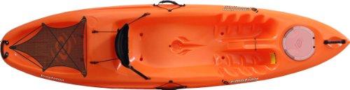 Emotion Temptation Kayaks (Tangerine), Outdoor Stuffs