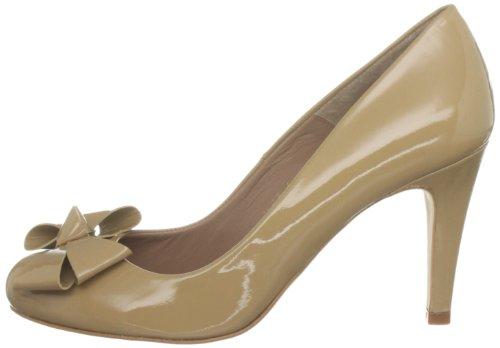 Cuero Zapatos Pied Marrón Vestir Terre braun Para camel A Mujer Aconite De wZ6OZq